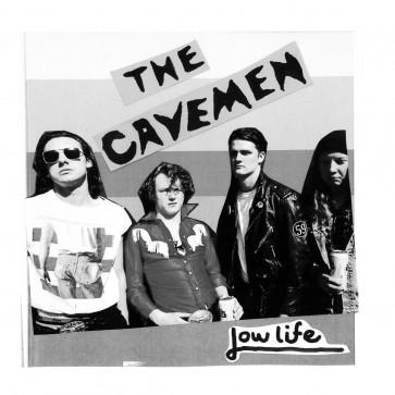 "THE CAVEMEN ""Lowlife"" EP (PURPLE vinyl)"