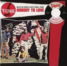 VARIOUS ARTISTS 'Teenage Shutdown-Vol. 5 Nobody To Love' LP