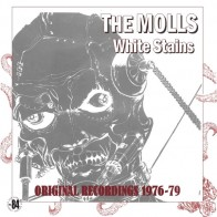 THE MOLLS - White Stains LP