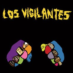LOS VIGILANTES self-titled CD