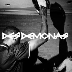 "DES DEMONAS ""Bay of Pigs"" EP (GRAY vinyl)"