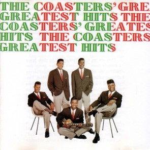 """THE COASTERS """"Greatest Hits"""" LP"""