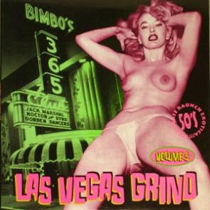 "VARIOUS ARTISTS ""Las Vegas Grind #5"" LP"