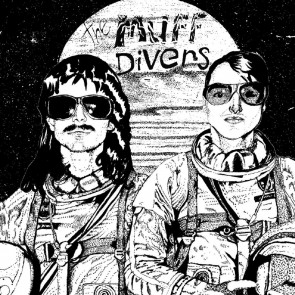 """THE MUFF DIVERS - DREAMS OF THE GENTLEST TEXTURE 12"""""""