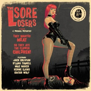 VARIOUS - The Sore Losers Soundtrack 2LP