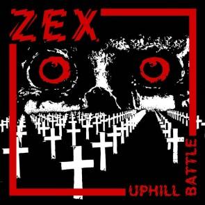 ZEX - Uphill Battle LP