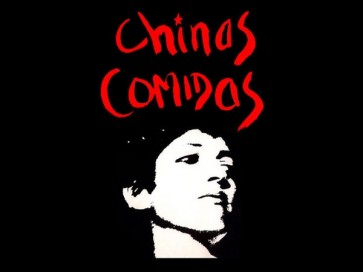CHINAS COMIDAS - Complete Studio Recordings 77-81 LP