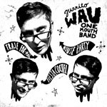 JUANITO WAU! one mouth band 7inch