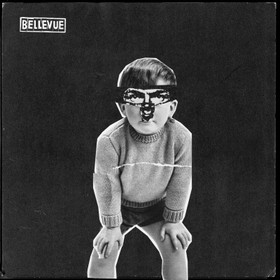 BELLEVUE - 1980 - 83 Swiss Punk Discography LP