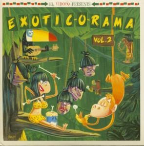 VARIOUS - Exotic-O-Rama Vol. 2 LP
