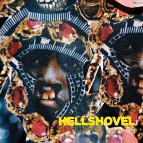 HELLSHOVEL 'Hated By The Sun' CD