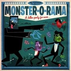 VARIOUS - Monster-O-Rama LP + CD