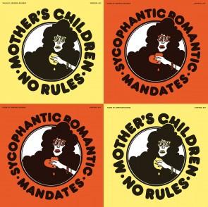 "MOTHER'S CHILDREN / MANDATES SPLIT 7"""