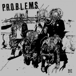 P.R.O.B.L.E.M.S. - Another Day LP