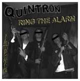 "QUINTRON - Ring The Alarm 7"""