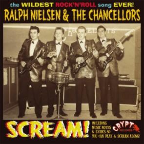 RALPH NIELSEN & THE CHANCELLORS 'Scream!' 45