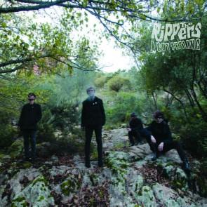 "THE RIPPERS ""A Gut Feeling"" LP (GREEN Vinyl)"
