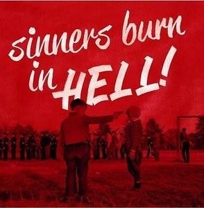 VARIOUS - Sinners Burn In Hell Vol 1 LP