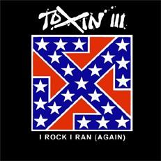 TOXIN III - I Rock I Ran (Again) LP