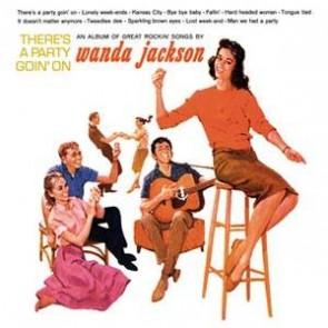 """Wanda Jackson """"Rockin' With Wanda"""" Lp"""