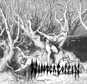 """WINTER COFFIN """"Forest Of Blitzkrieg"""" 7"""" (Ltd., Etched)"""