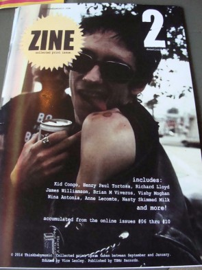 Think Baby Music Zine 2